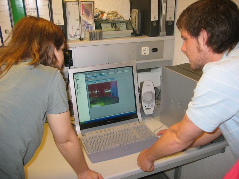 inHaus-Forschung: Videobeobachtung