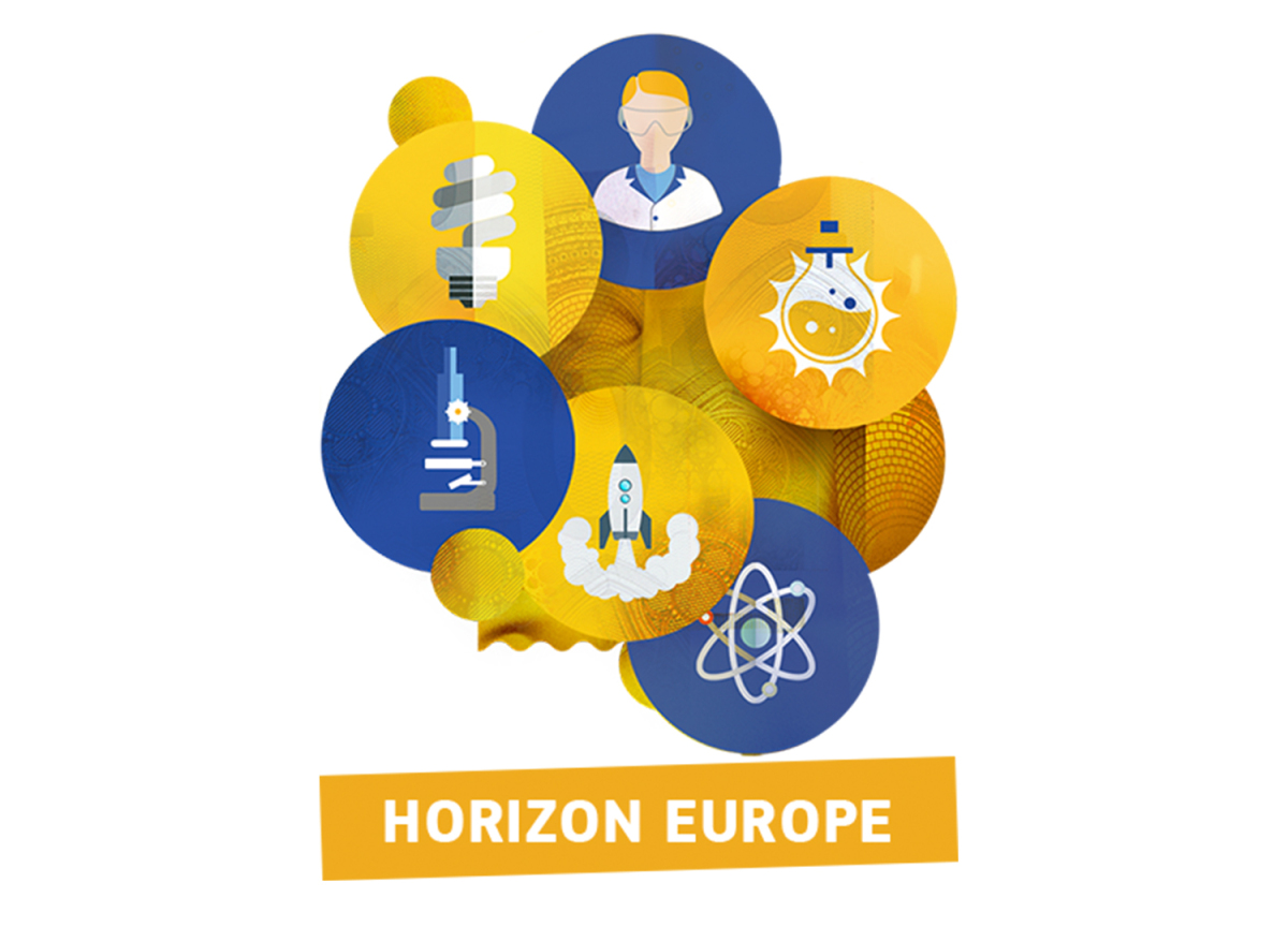 Horizon Europe Logo