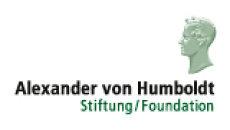 Logo Alexander von Humboldt Stiftung