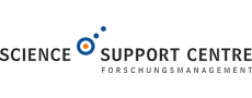 Logo der Organisationseinheit SSC – Science Support Centre
