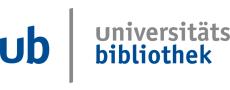 Logo der Organisationseinheit Die Universitätsbibliothek