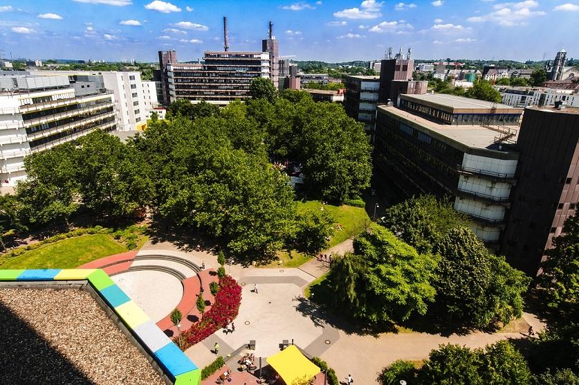 Uni Duisburg Essen Stundenplan