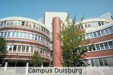 Photo of campus Duisburg