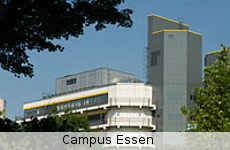 Photo of campus Essen