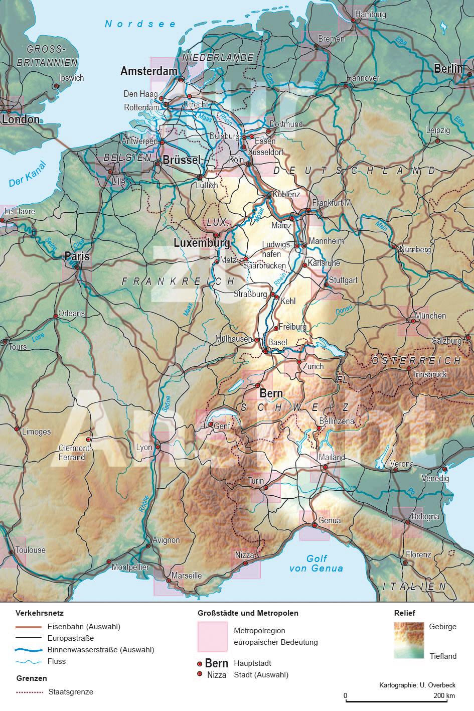 As Karte