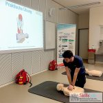 Basic Life Support im SkillsLab Essen